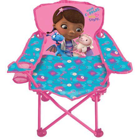Doc Mcstuffins Fold Out by Disney Doc Mcstuffins Fold N Go Chair Walmart