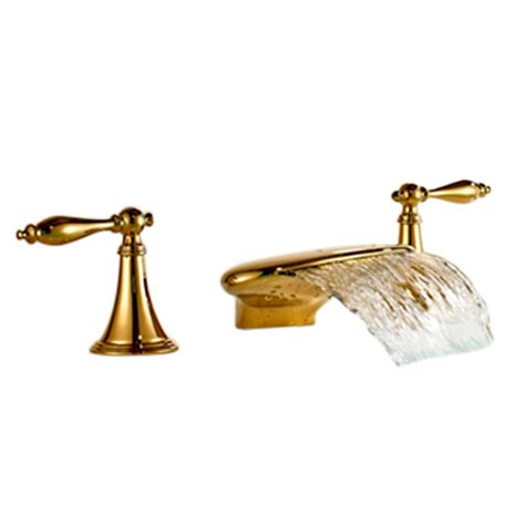 Gold Bathroom Fixtures Gold Finish Bathroom Sink Faucet