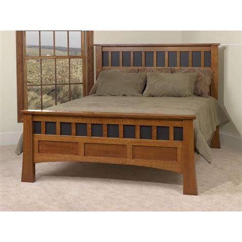 mission style bed frame 1000 images about bedroom sets on pinterest panel bed