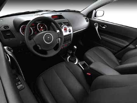 Renault Megane 2008 Interior Renault Lanza Al Mercado El Megane Ii In Black