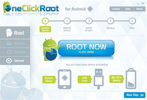 one click root android android tablet rooten tips en how to