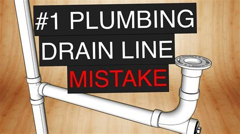 The #1 DWV Plumbing Mistake (and how to prevent it).   YouTube