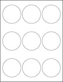2 inch circle label template 2 5 quot circles 2 1 2 inch labels ol2683 2 5 quot circle