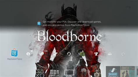 themes ps4 free free ps4 bloodborne theme for eu users just push start