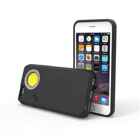 nebo casebrite iphone 6 plus flashlight phone