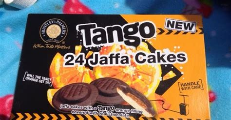 a review a day today s review not a review a day today s review tango jaffa cakes