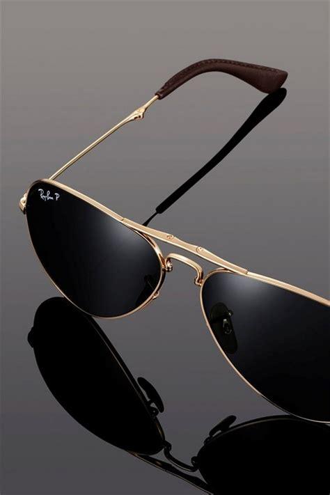 Leather Sofa Prices Stylish 22k Gold Ray Ban Folding Aviator Sunglasses