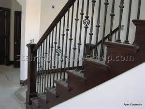 Metal Banister Metal Staircase Spindles Best Staircase Ideas Design