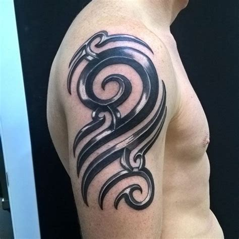3d tattoos tribal tribal 3d elaxsir