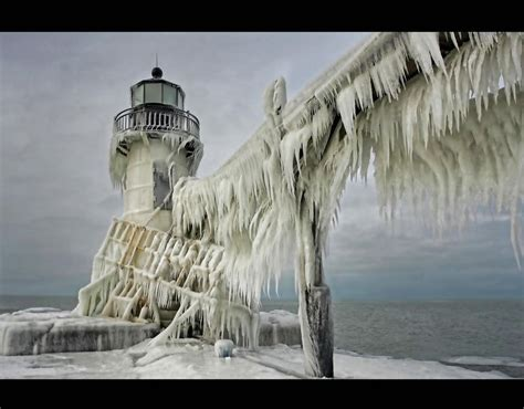 frozen film usa frozen lighthouse pictures pics express co uk