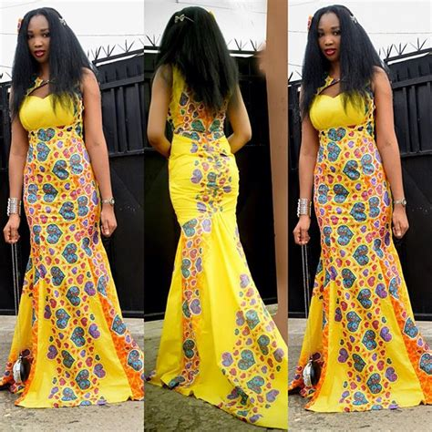 latest gown styles for ankara materials top 10 beautiful aso ebi styles you can rock to nigerian