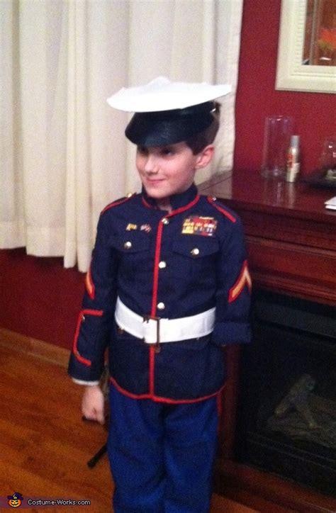 marine costume