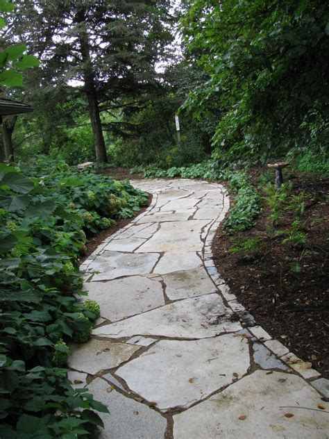flagstone and steppers rockford il benson stone co