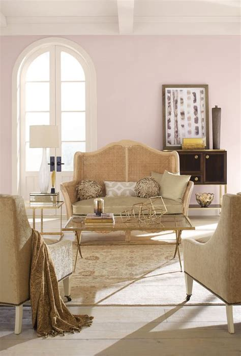 pink rooms rose quartz interiors