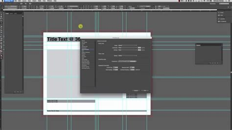 indesign layout view arch 230 indesign portfolio part 2 smart layout youtube