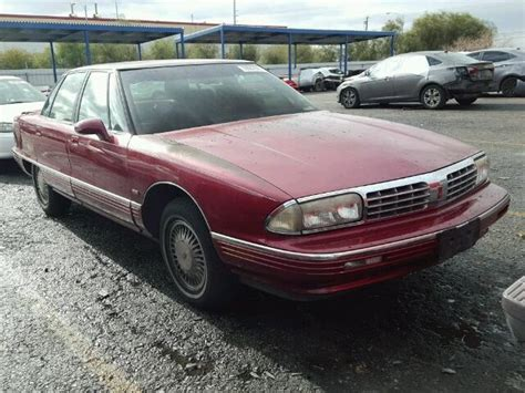 how things work cars 1995 oldsmobile 98 auto manual 1995 oldsmobile 98 regency for sale nv las vegas salvage cars copart usa