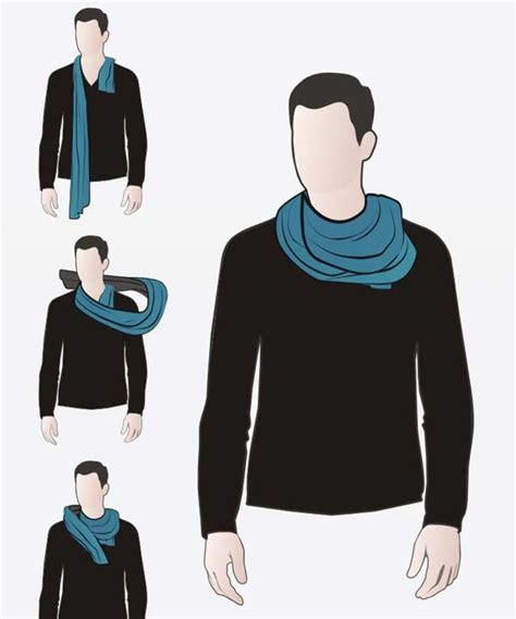 11 ways a guy can tie his scarf the huffington post how to tie a scarf guys how to