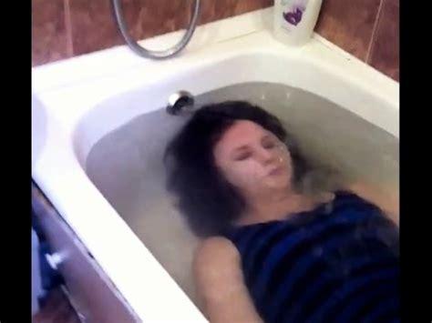 bathtub breath holding bath tub breath hold