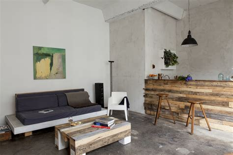 At Home Interiors the berlin loft