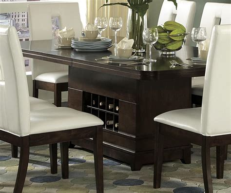dining room tables with storage furniture gt dining room furniture gt pedestal gt cherry