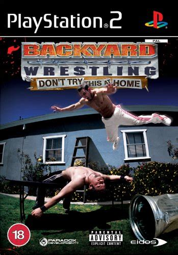 backyard wrestling 2 ps2 gif gratis free animated gifs wallpaper cover playstation