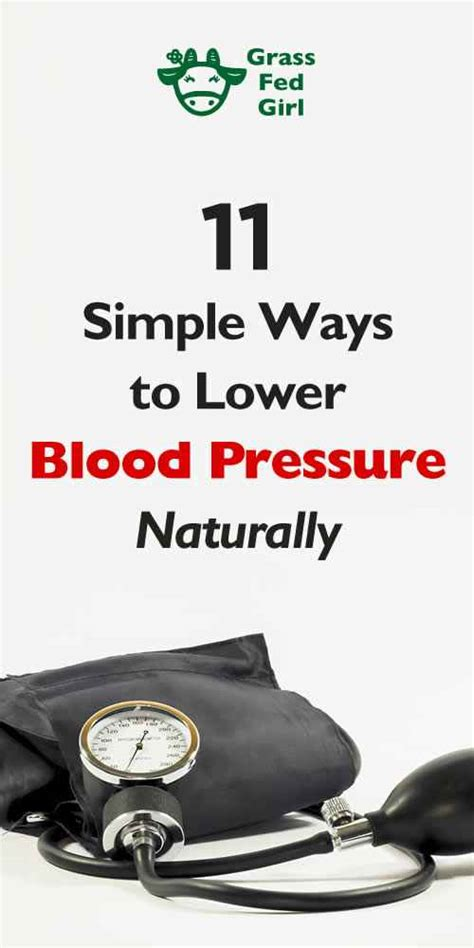 Can Detoxing Raise Blood Pressure by 11 Simple Ways To Lower Blood Pressure Naturally Grass