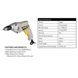 Bor Makita 16mm makita hp1630 mesin bor tembok 16mm 710 watt