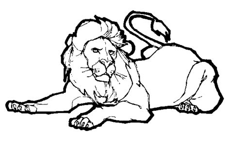 scary lion coloring page scary lion on the ground coloring pages new coloring