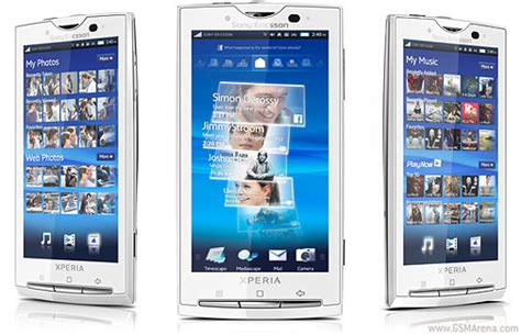 Hp Lava X10 sony ericsson xperia x10 pictures official photos
