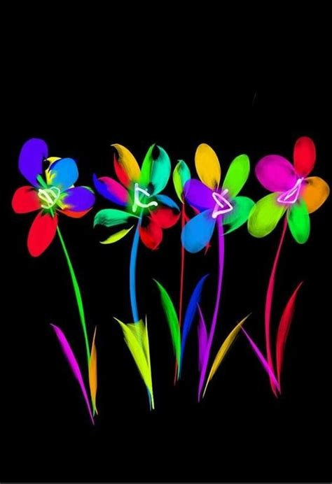 Bros Rainbow Flower Kecil 3933 best color my world images on wallpapers background images and fractal