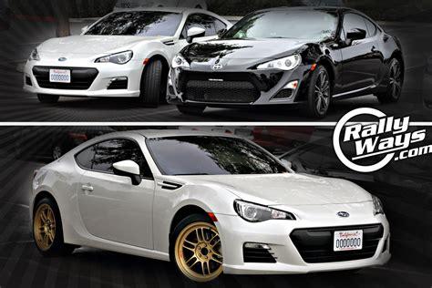 vs sports car video affordable sports cars miata vs brz comparison rallyways