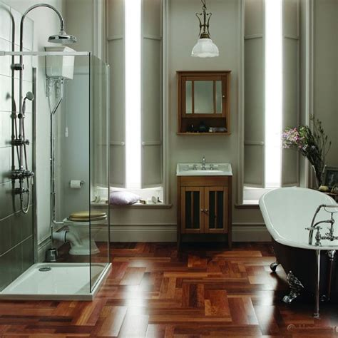 modern classic bathroom meets new creating a classic contemporary bathroom