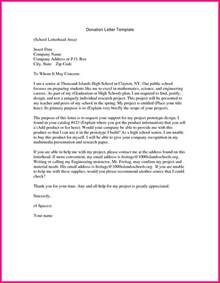 Charity Auction Request Letter charity request letter template charity sponsorship letter template