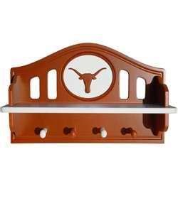 university  texas shelf  pegs fan creations kids