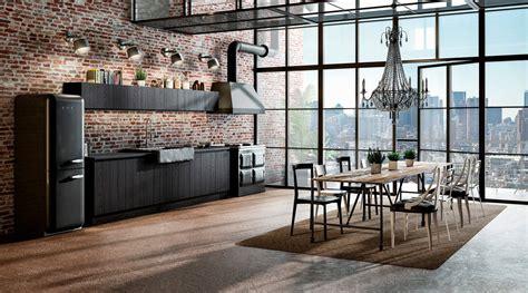 cucina industriale usata cucine in stile industriale materiche e vissute cose di