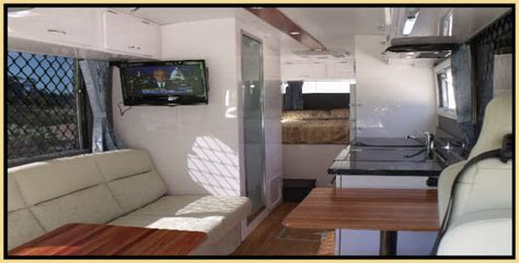 Class A Motorhome Floor Plans motorhome conversions and fitouts gold coast freedom