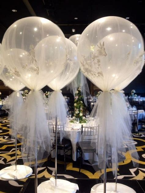 Wedding Balloons Ideas by Awesome Balloon Decorations 2017