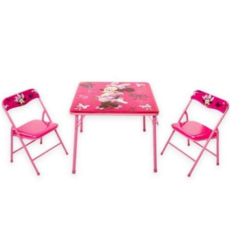 minnie mouse toddler table set buy sofia the 3 activity table and chairs from