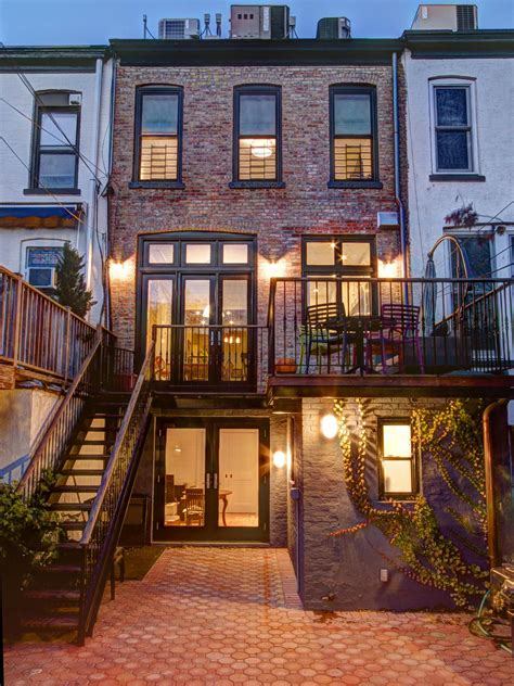 brownstone house a century old brooklyn home remodel ben herzog hgtv