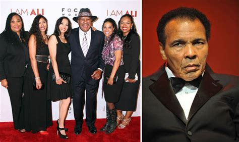 muhammad ali biography family family of boxing legend muhammad ali set to dispute over