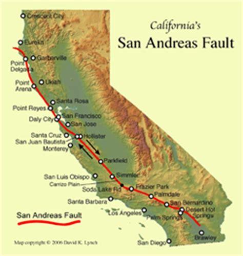 san francisco fault map academic help 1906 san francisco earthquake