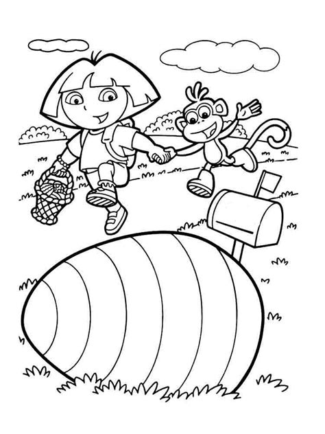 dora coloring pages download dora the explorer coloring pages download and print dora