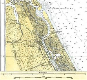 ponce de inlet and new smyrna 1931