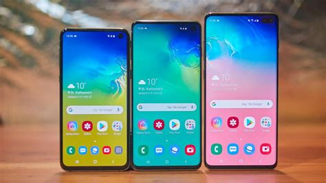 samsung galaxy s10 plus review three cameras a killer screen terrific battery cnet
