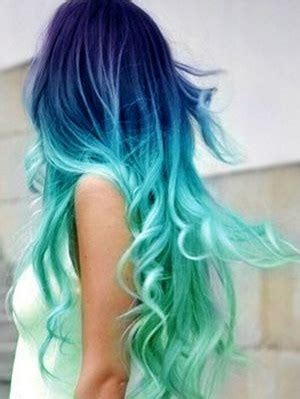Colored Hairstyles by 4 Wildly Colored Hairstyles Pretty Designs