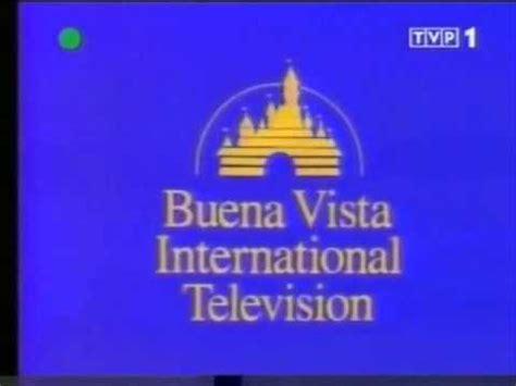 Tv Vrista logo buena vista international television wczesne lata 90 te early 90s