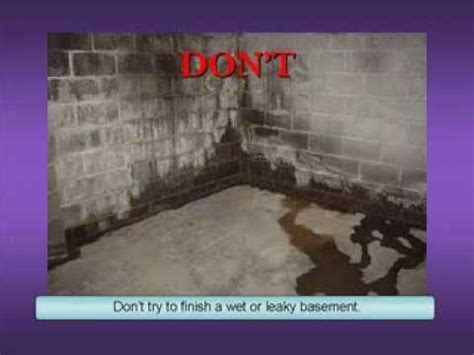 How To Insulate Interior Basement Walls with DuroFoam I