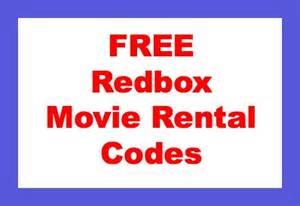 Codes For Redbox » Home Design 2017
