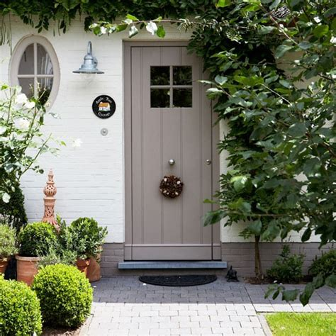 Transform Your Front Garden With These Design Ideas Exterior Door Uk