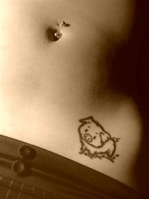 pig tattoo pig images designs